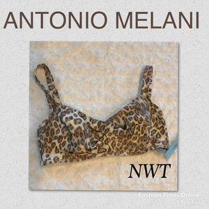 Antonia MELANI bathing suit top. NWT